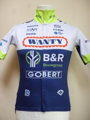 Maillot de pluie style Gabba WANTY 2019 (taille S)