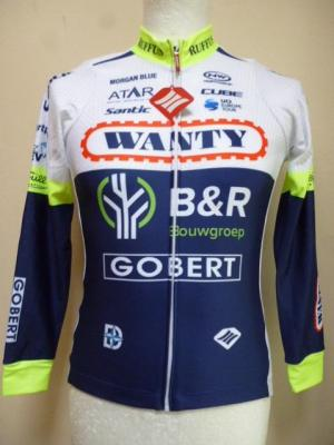 Maillot ML doublé WANTY 2019 (taille S)