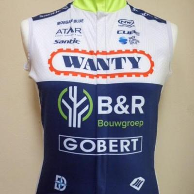 Gilet thermique WANTY 2019 (taille S)