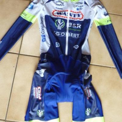 Combinaison CLM ML WANTY 2019 (taille XS)