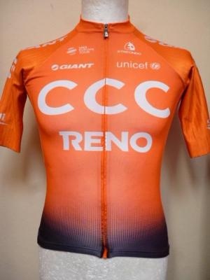 Maillot aéro CCC 2019 (taille S)