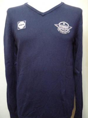 Pull col V DECEUNINCK-QUICK STEP 2020 (taille XS)
