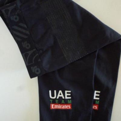 Genouillères UAE-TEAM EMIRATES 2019