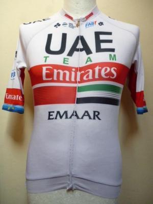 Maillot aéro UAE-TEAM EMIRATES 2019 (liserés)