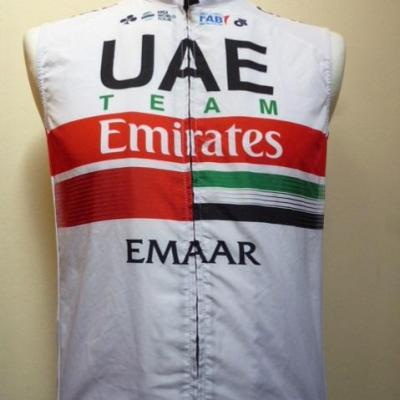 Gilet 1/2 saison UAE-TEAM EMIRATES 2019