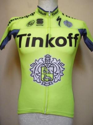 Maillot été TINKOFF (taille S)