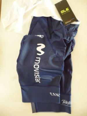 Cuissard MOVISTAR 2020 (taille S)