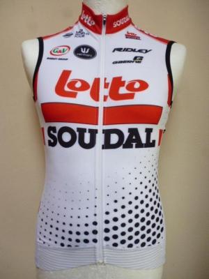 Gilet thermique luxe LOTTO-SOUDAL 2019 (taille XS)