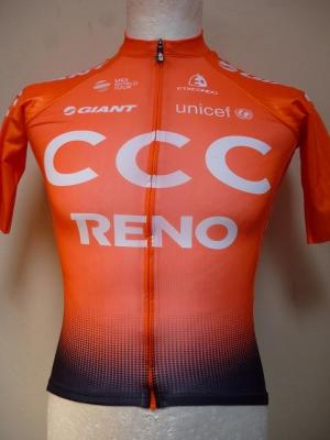 Maillot aéro CCC 2019 (taille XS)