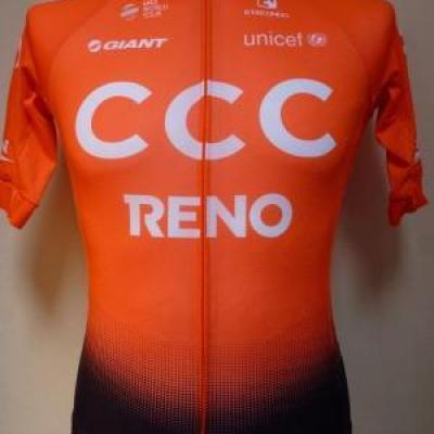 Maillot CCC 2019 (taille XS)