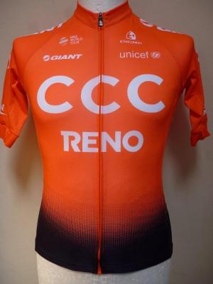 Maillot CCC 2019 (taille S, mod.1)