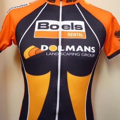 Maillot BOELS-DOLMANS (taille S)