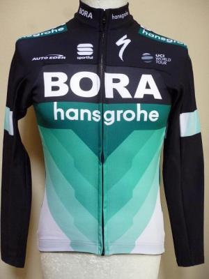 Maillot ML doublé BORA-HANSGROHE 2018 (taille S)