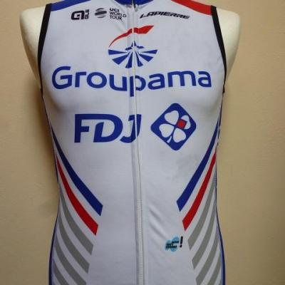 Gilet thermique luxe GROUPAMA-FDJ (taille L, mod.2)