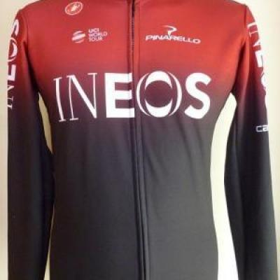 Maillot ML hiver INEOS (taille L,
