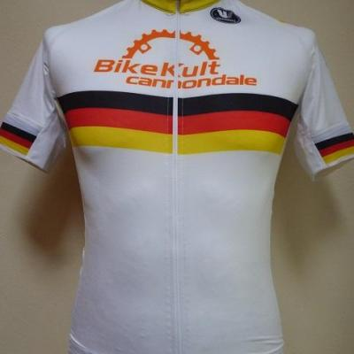 Maillot BIKE-KULT-CANNONDALE ch. d'Allemagne (taille M)