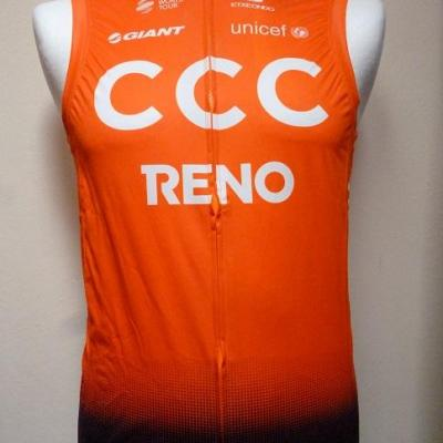 Gilet coupe-vent CCC 2019 (taille L)