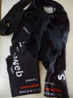 Cuissard doublé SUNWEB 2020 (taille S)