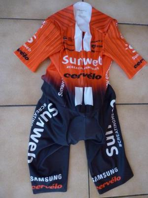 Combinaison CLM SUNWEB 2019 (taille XS)