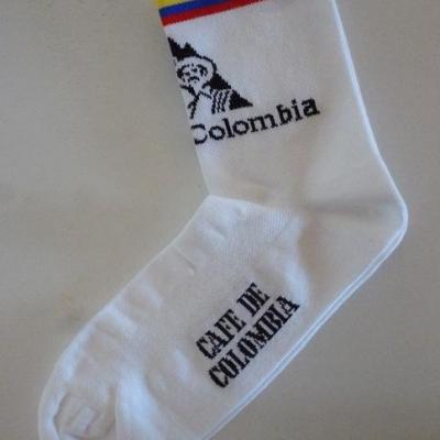 Socquettes CAFE DE COLOMBIA