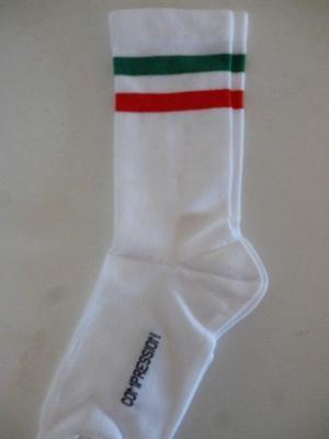 Socquettes ITALIA (taille unique)