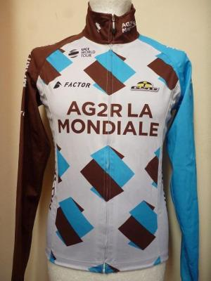 Imperméable style Gore-Tex AG2R 2017 (taille M)