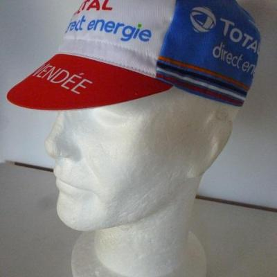 Casquette TOTAL-DIRECT-ENERGIE 2020
