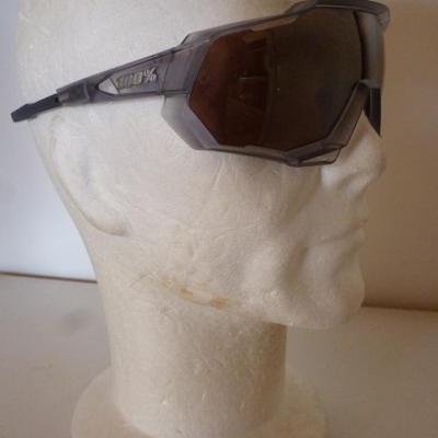 Lunettes BORA-100% (Speedtrap grises)