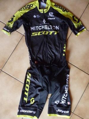Combinaison route MITCHELTON-SCOTT (taille M)