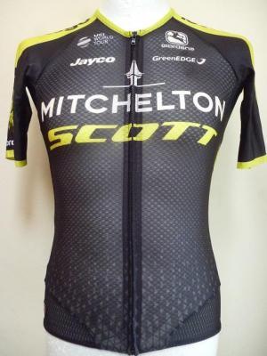 Maillot aéré MITCHELTON-SCOTT (taille S)