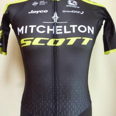 Maillot MITCHELTON-SCOTT (taille S)