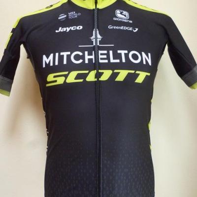 Maillot de pluie MITCHELTON-SCOTT (taille M)
