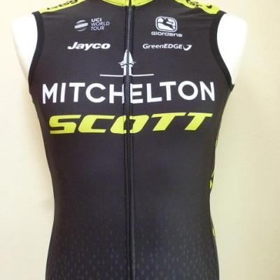 Gilet thermique MITCHELTON-SCOTT (taille M)