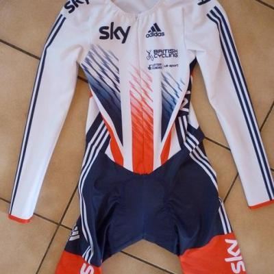 Combinaison CLM ML Team-GB (taille S)