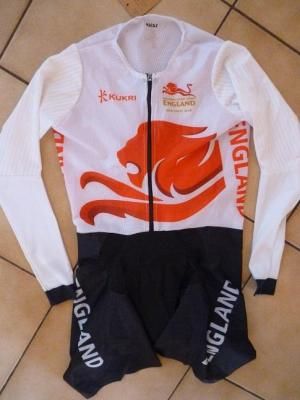 Combinaison femme CLM ML Team-GB (taille S)