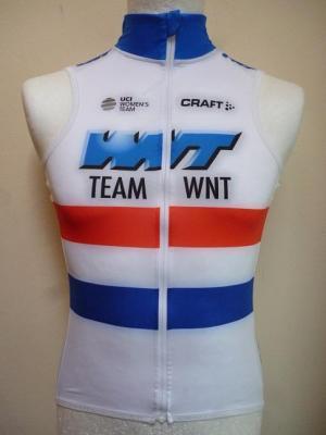 Gilet WNT-CERATIZIT championne de GB (taille XS)