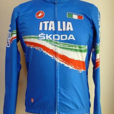 Veste hiver équipe d'ITALIE (taille M)
