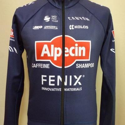 Veste hiver ALPECIN-FENIX 2020 (taille S)