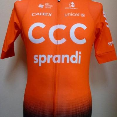 Maillot CCC 2020 (taille L)