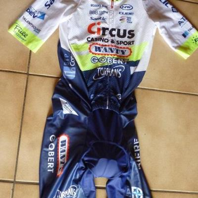 Combinaison route CIRCUS-WANTY 2020 (taille XS)