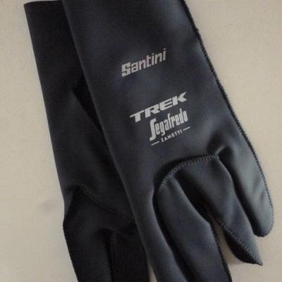 Gants pluie TREK-SEGAFREDO 2020 (taille XXL)