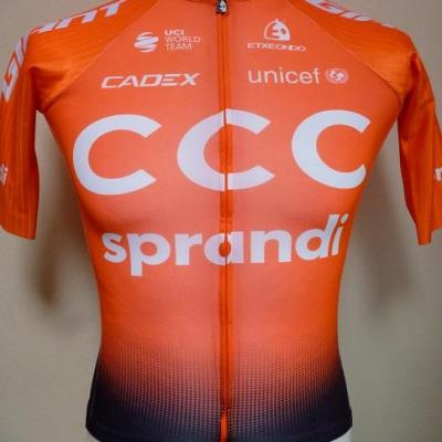 Maillot aéro CCC 2020 (taille XS)