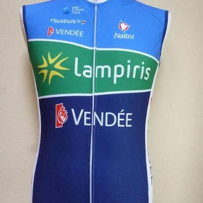 Gilet thermique TOTAL-DIRECT-ENERGIE 2019 (taille M, Lampiris)