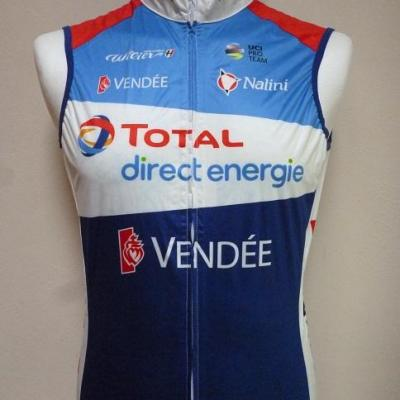 Gilet imperméable TOTAL-DIRECT-ENERGIE 2020 (taille S)