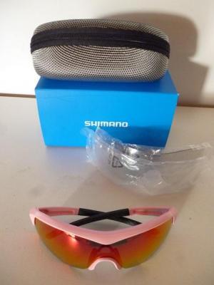 Lunettes Shimano-JUMBO-VISMA (Giro)