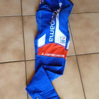Collant doublé luxe GROUPAMA-FDJ (taille M)