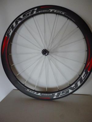 Roue avant carbone FLASHWHEELS-T50