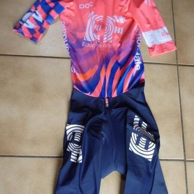 Combinaison route EF-EDUCATION FIRST (taille XS)