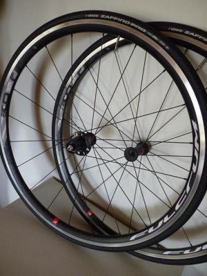 Paire de roues FULCRUM-Racing 6