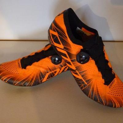 Chaussures DMT-KR1 (taille 42, oranges)
